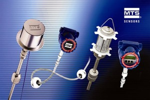 MTS Sensors Level Plus® Transmitters Provides Accuracy, Repeatability in Bio Waste Tank Applications