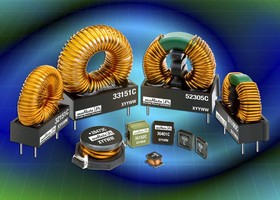 Ten New Series of Inductive Components Enhance Industry-Leading Magnetic Product Range