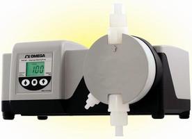 Diaphragm Metering Pump has built-in leak detection system.