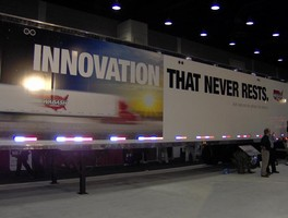 LORD Corporation Partners with Wabash National to Implement Structural Adhesive Bonding in Dry Freight and Refrigerated Vans