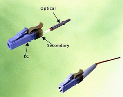 Fiber Optic Connector operates in harsh environments.