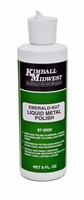 Liquid Metal Polish does not contain petroleum distillates.