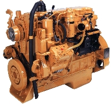 Industrial Engine provides 300 HP.