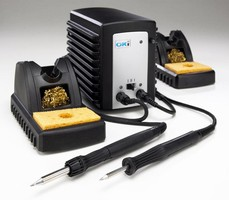 Soldering and Rework System comes with SmartHeat® technology.