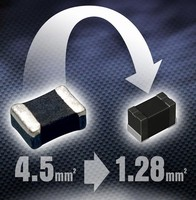 Wire-Wound Power Inductors come in EIA 0603 case size.