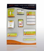 Vista System Now Offers Personalized Inserts for its Show Room Display Boards