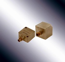 Triaxial Accelerometer measures NVH and vehicle durability.