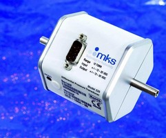 MKS Exhibits New Baratron® Differential Capacitance Manometers at Semicon West 2008