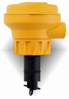 Paddlewheel Flow Sensor has 1-1,000 Hz input frequency range.