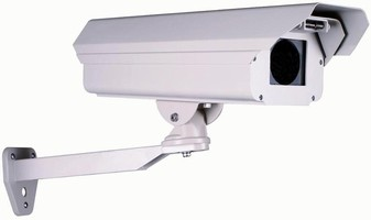 Protective Housing is designed for CCTV cameras.