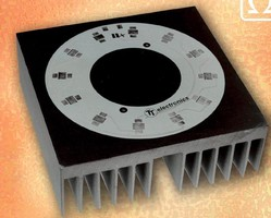 Aluminum Substrate offers thermal management for power LEDs.