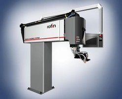 Profile Welding System - Reliable Rofin Technology in a New Configuration