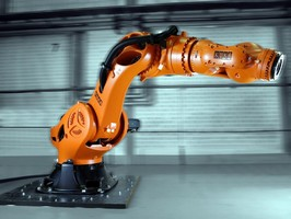 Industrial Robot offers 1,000 kg payload.