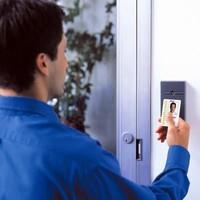 Door Controller comes with power supply/UPS module.