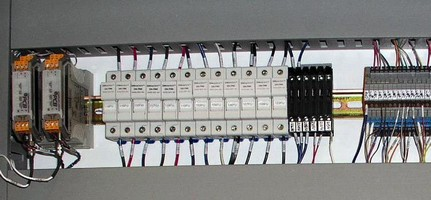Signal Conditioner is designed for process monitoring.