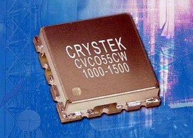 VCO operates from 1,000-1,500 MHz.
