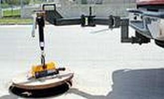 Truck Mounted Manhole Cover Lift suits survey/pumper crews.
