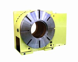 Rotary Table is suited for oil patch applications.