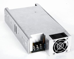 Switching Power Supplies come with 2 mounting options.