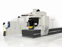 Tape Layer suits composite production and part conversion.
