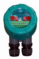 Level Switch uses vibration technology.