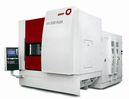 New KAPP KX 500 FLEX and NILES ZE 400 Machines Featured at IMTS 2008