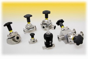 Top Line Expanding Diaphragm Valve Product Line to Include Specialty Materials