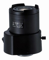 IR Lenses are designed for 1/3 in. format CCTV cameras.