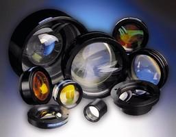 UV Scanning Lenses accommodate large input beam diameters.