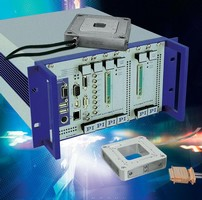 Piezo Stage Controller offers multi-axis trajectory control.