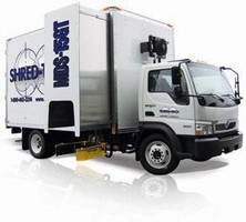 Mobile Shredding Truck has payload capacity of 6,250 lb.