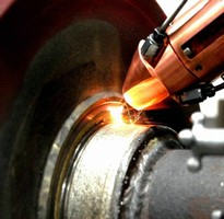 Hayden Corp offering Laser Cladding Services