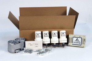 Starter Kit enables wireless trap management technology.