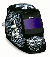 Feeling Lucky? Miller Adds Luckys Speed Shop Design to the Elite and Digital Elite Series of Auto-Darkening Welding Helmets