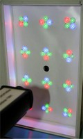 Amplifier can convert photo currents to single digit nA.