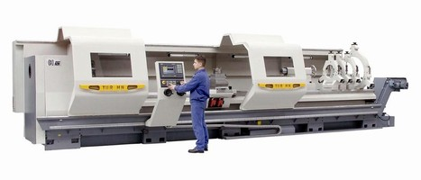 Build Your Own Turning Solution with Toolmex Heavy Duty Lathes