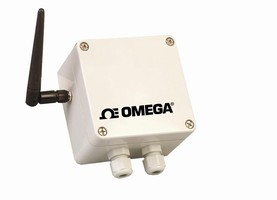 Wireless Temperature Transmitters feature NEMA 4X enclosure.