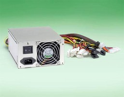 Power Supplies offer 80% efficiency.