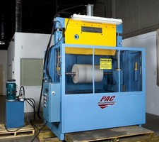 Converting Equipment Manufacturer Installs New 52-Inch Roll Splitter in Test Center for Free Trials