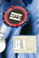 MTS Enhances Set-up Software for Level Plus® Model MG Digital Transmitter
