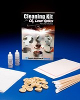 Lens Cleaning Kit helps maintain CO2 laser optics.
