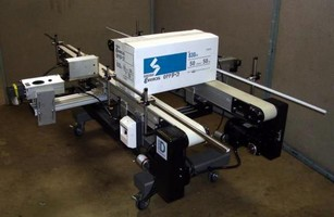 Centerline Conveyor is designed for carton size changeovers.