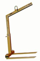 Load Lifter is available in 1 and 2 ton capacities.