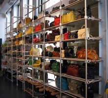 Hollaender® Manufacturing Wins Contract for Wall Racking System in Marc by Marc Jacobs Stores on Three Continents
