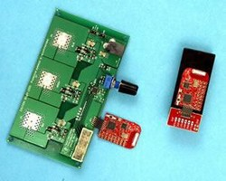 LED Board is remote controlled.