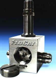 Turbine Meter offers low flow measurement.