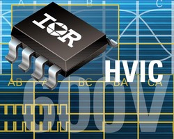 Single-Phase High-Voltage ICs suit motor drive applications.