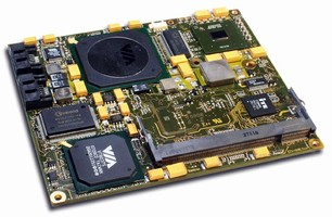 Computer-on-Module meets ETX® 3.0 specification.