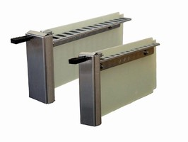 AMC Boards act as air baffle and filler panel.