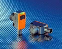 Photoelectric Sensor comes in compact metal housing.